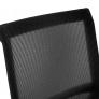 Кресло OLIVER ткань, черный
