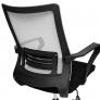 Кресло MESH-4 ткань, черный/серый