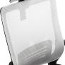 Кресло MESH-4HR ткань, черный/серый