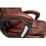 Кресло COMFORT иск. кожа, коричневый