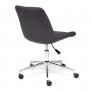 Кресло STYLE ткань, серый, F68