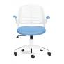 Кресло JOY ткань, синий