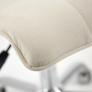 Кресло офисное «Зеро» (Zero milky) флок