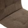 Кресло офисное «Зеро» (Zero brown) флок