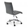 Кресло офисное «Зеро» (Zero gray) флок