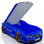 Кровать машина Romack Real-M Ауди А7 синий
