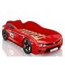 Кровать машина Romack Energy красный