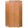 Шкаф угловой двухдверный № 145