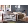 Кровать AT 8077 (метал. каркас) + основание 5280