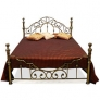Кровать двуспальная 9603 «Виктория» (Victoria)