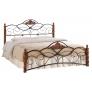 Кровать двуспальная «Канцона» (Canzona) + основание