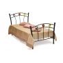 Кровать односпальная «Мундиаль» (Mundial) + основание