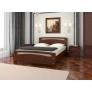 Кровать из массива Камелия-2 (орех) 140 см