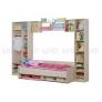 Детская мебель Вега-1 с фотопечатью