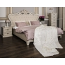 Комплект мебели для спальни с 4х ств. шкафом Афина (корень ясеня)