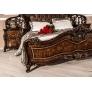 Комплект мебели для спальни Джоконда (корень дуба глянец)