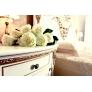 Комплект мебели для спальни Габриэлла (крем)