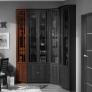 Шкаф для книг Sherlock 34