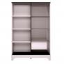 Шкаф комбинированный 2-х дверный 16 Танго