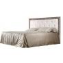 Кровать 140 ТФКР140-2 с мягкой спинкой Тиффани
