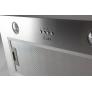 Встраиваемая кухонная вытяжка GS BLOC 600 Inox