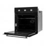 Встраиваемый духовой шкаф EDM 070 BL Black