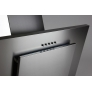 Наклонная кухонная вытяжка MINI S 500 Inox