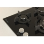 Газовая варочная поверхность GVG 430 BL Black