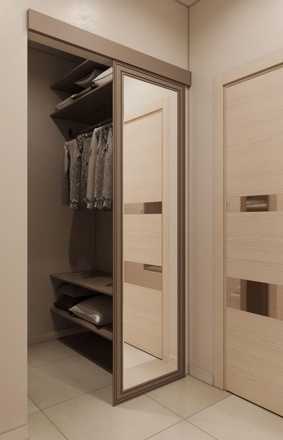 Идеи обустройства гардеробной в квартире и доме