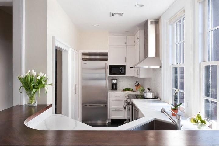 мебель для маленькой кухни фото 1