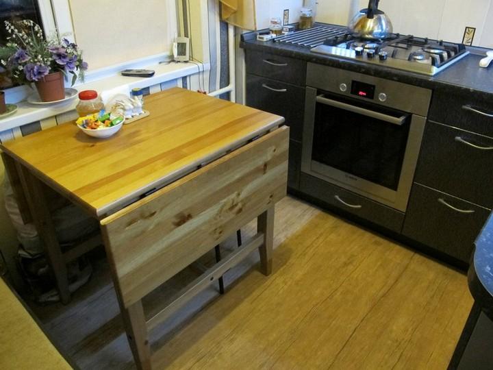 мебель для маленькой кухни фото 15