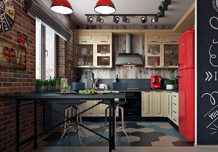 мебель для маленькой кухни фото 17