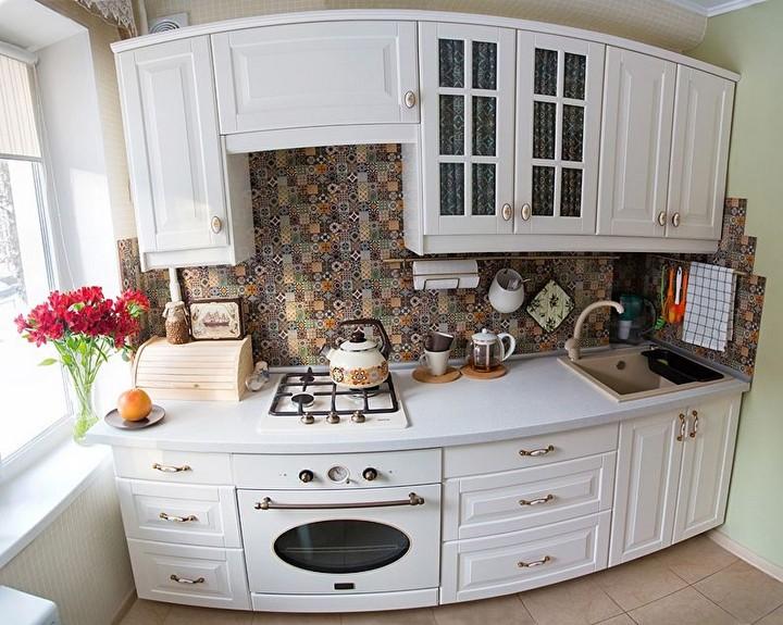 мебель для маленькой кухни фото 18