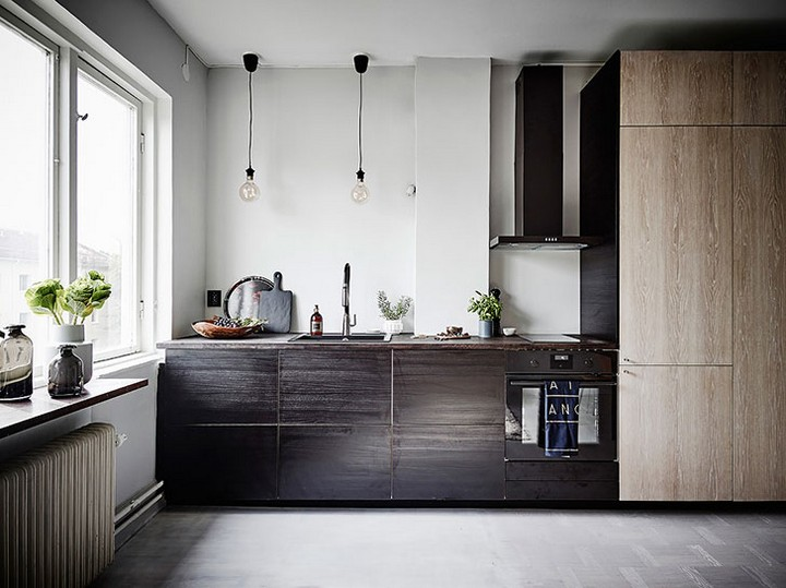 мебель для маленькой кухни фото 19