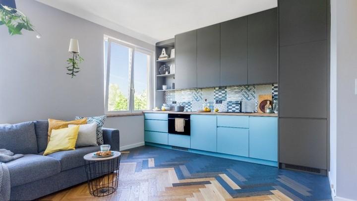 мебель для маленькой кухни фото 20
