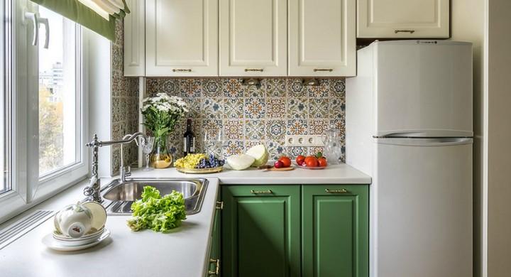 мебель для маленькой кухни фото 24