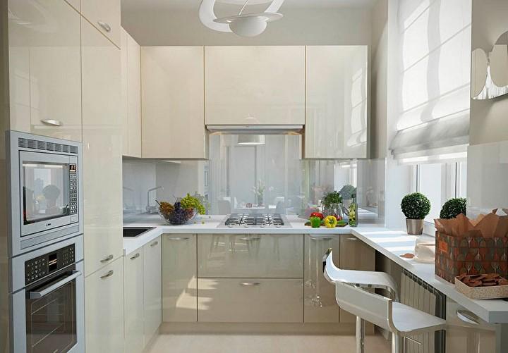 мебель для маленькой кухни фото 28