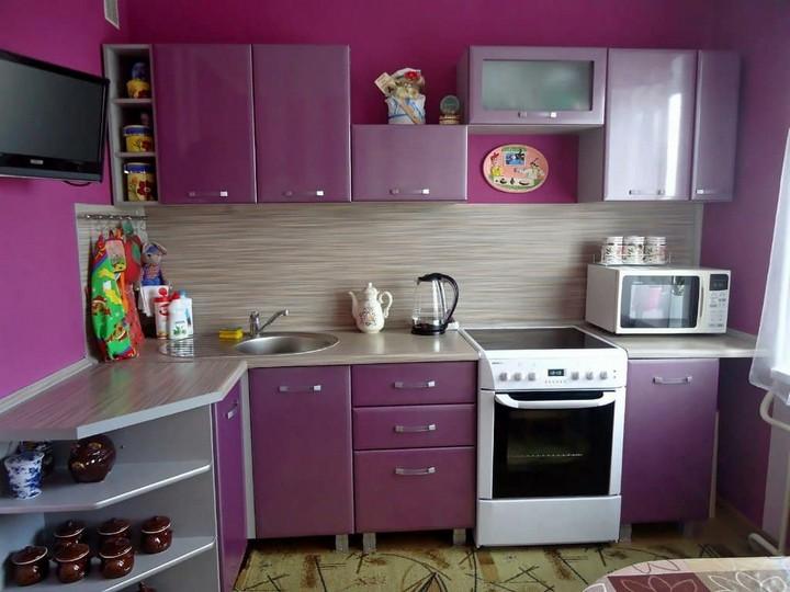 мебель для маленькой кухни фото 3