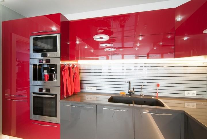 мебель для маленькой кухни фото 32