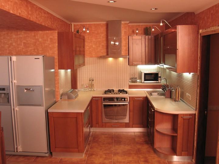мебель для маленькой кухни фото 5