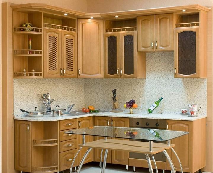мебель для маленькой кухни фото 6
