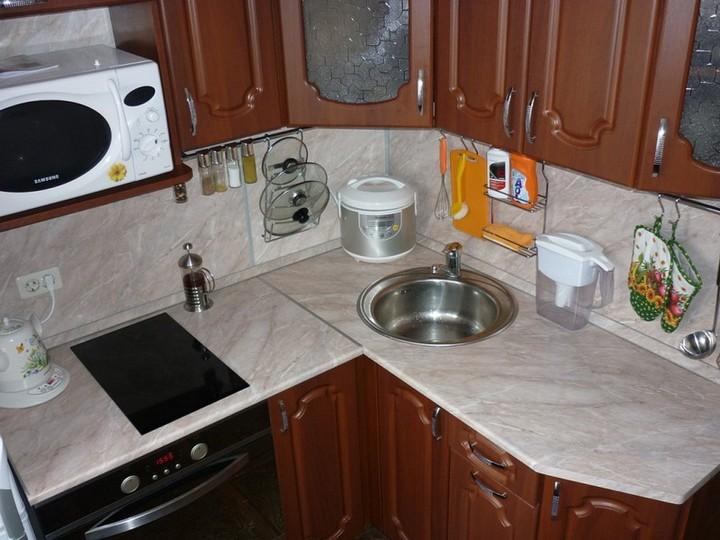 мебель для маленькой кухни фото 7