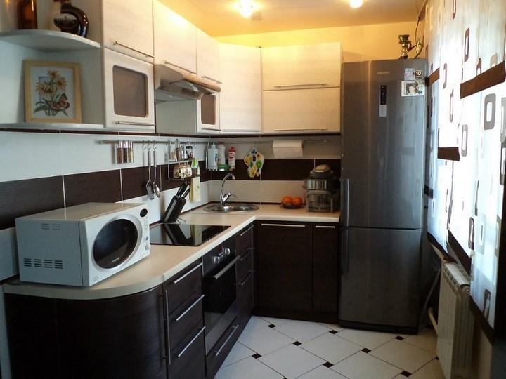 мебель для маленькой кухни фото 8