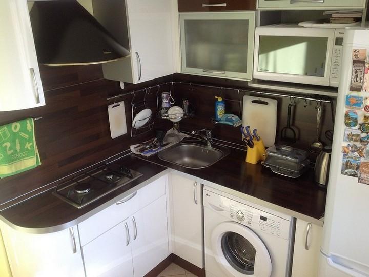 мебель для маленькой кухни фото 9